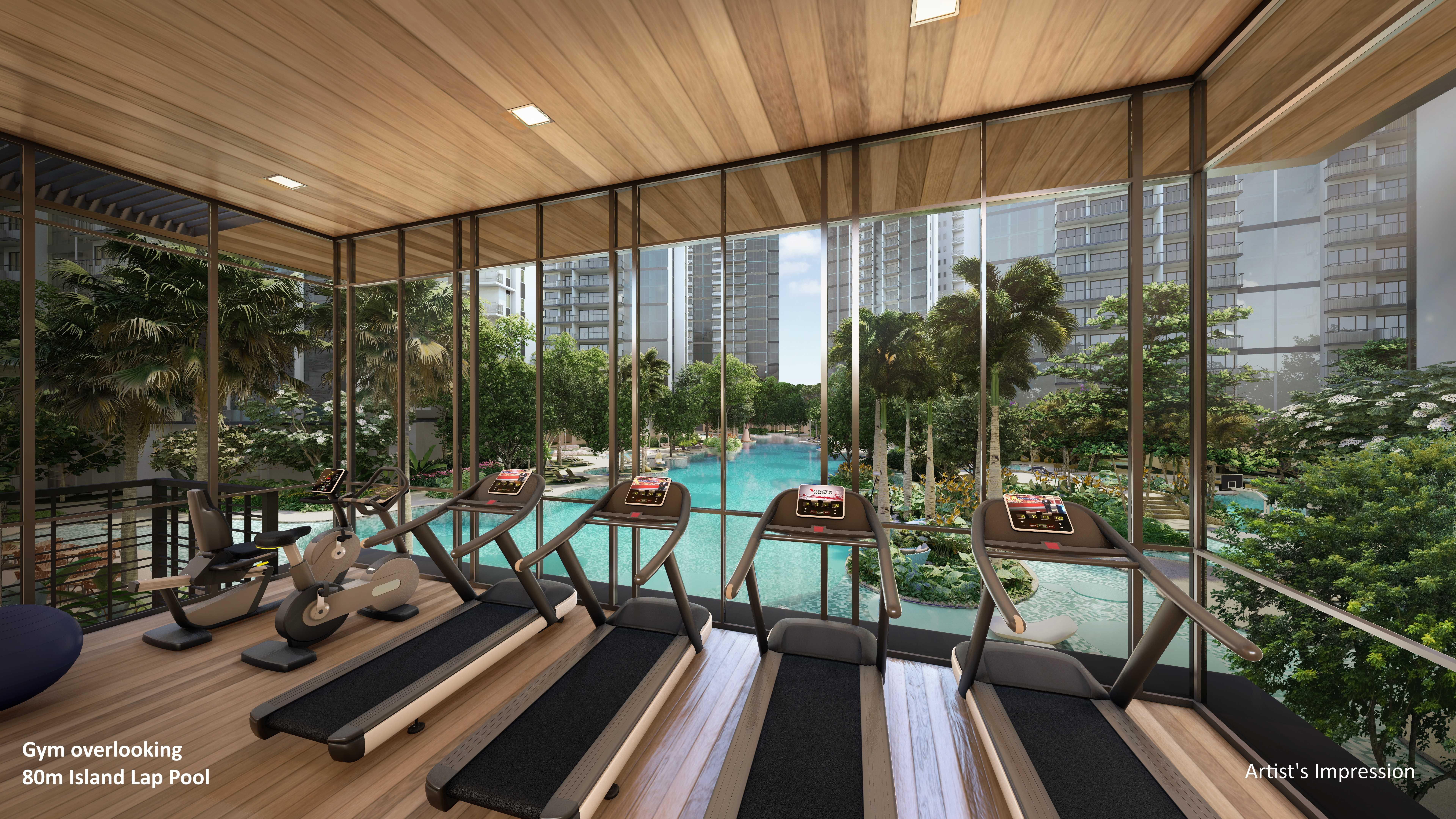the-florence-residences-condo-gym-singapore