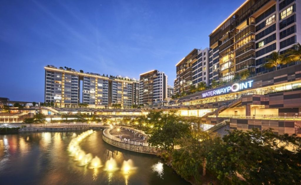 the-florence-residences-waterway-point-singapore